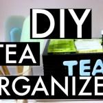 Tea Storage Box