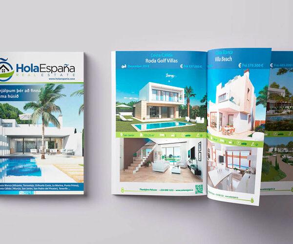 Impresión y diseño de revistas