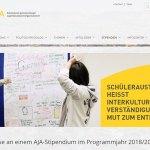 Stipendium für Schüleraustausch