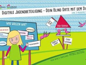 digitale Jugendbeteiligung