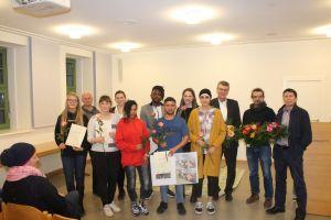 preisverleihung kunstwettbewerb 2019