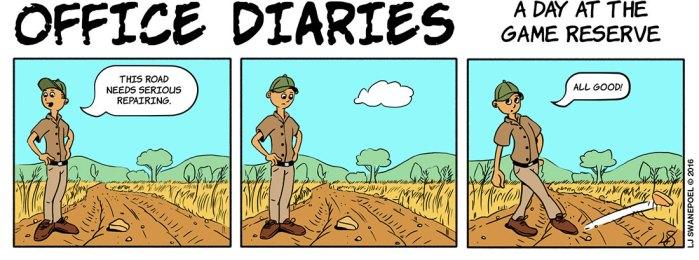 Office Diaries 1