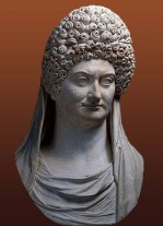 Domitia+Longina,+wife+of+Flavian+Emperor+Domitian.Late+1st+-+early+2nd+century+A.D.
