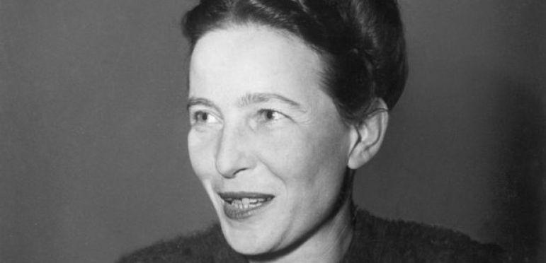 Image result for Simone de Beauvoir