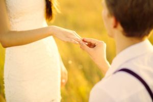 Romantična prosidba