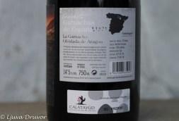 La Garnacha Olvidada de Aragon 2010