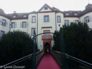 Schloss Neuweier, Rötteles Restaurant & Residenz, Baden-Baden.