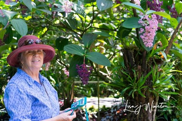 34 joann in garden