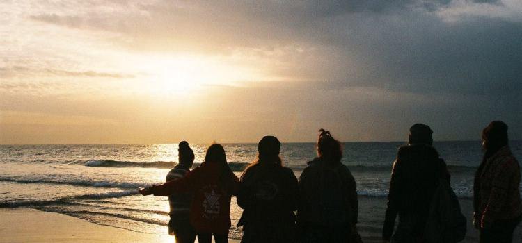 Beach on Haifa