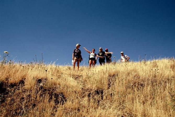 Golan Hike 2