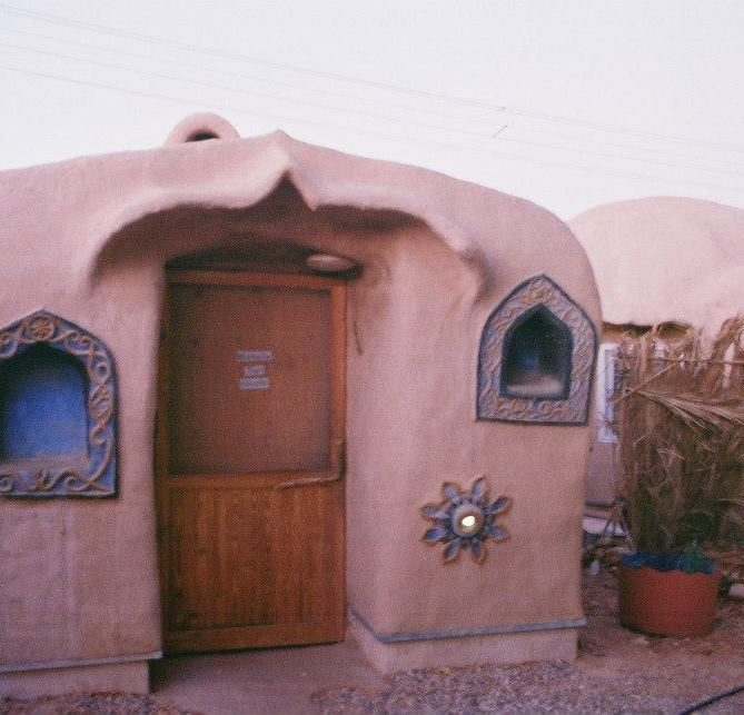 Mud Domes