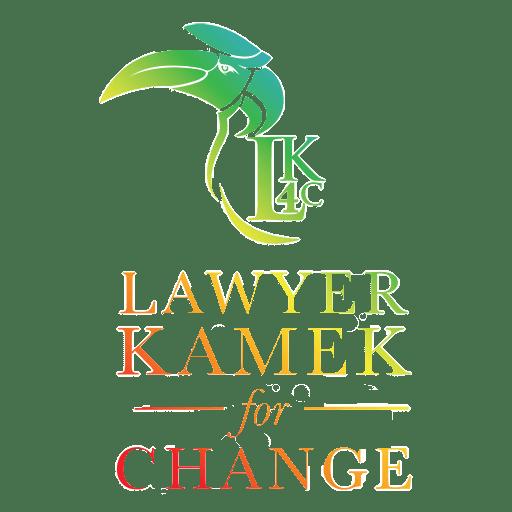 Lawyer Kamek For Change