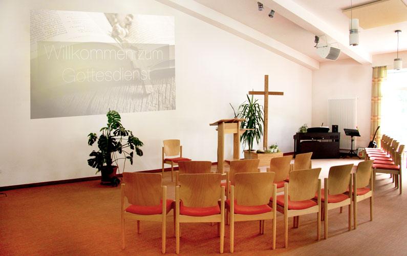 Christlicher Gemeinde - Gottesdienst in Schweinfurt