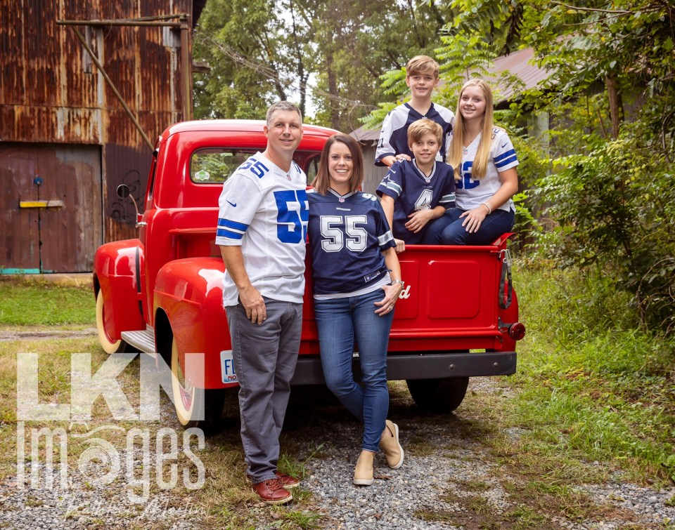 Struble Family - Mooresville