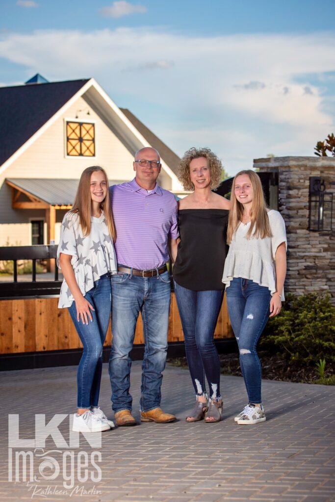 Wittgraefe Family - Lakeside Living