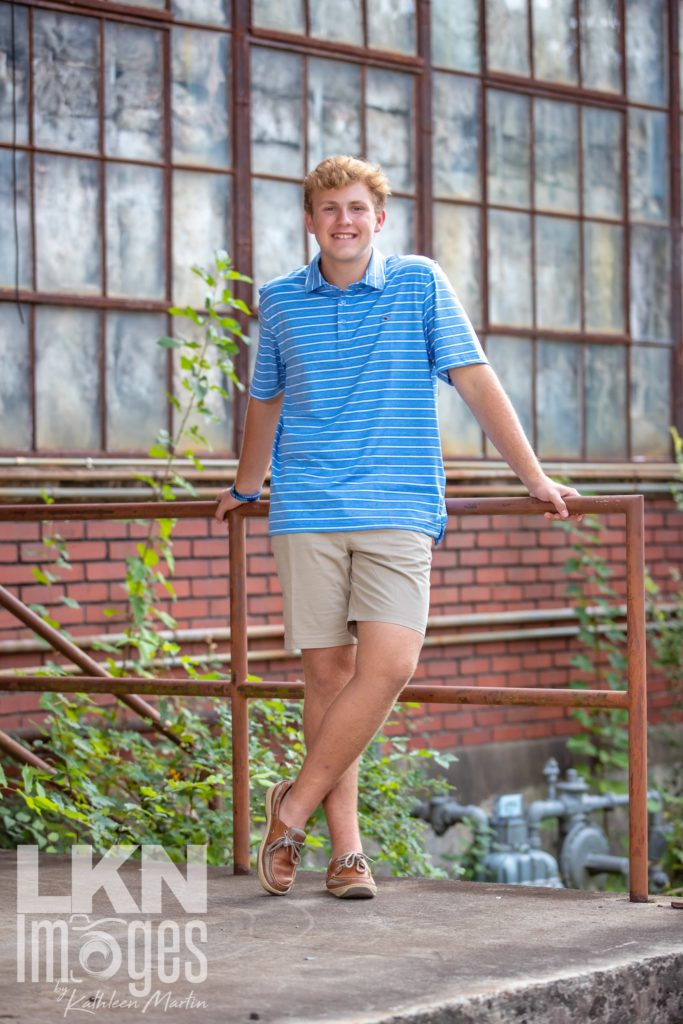 Connor - Lake Norman Charter