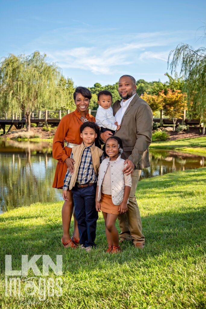 Williams Family - Cornelius