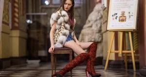 Одежда Вики Цыгановой