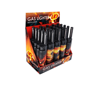 124/7 – Gas Lighter Short Tray