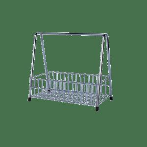 320-007 Chrome Condiment Basket