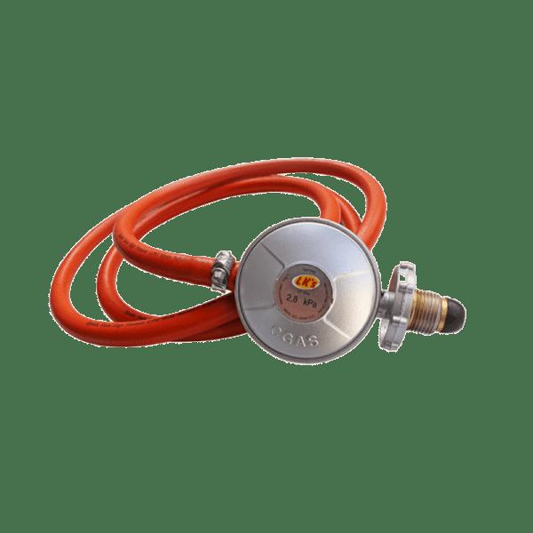 440-006 - gas regulator & hose kit