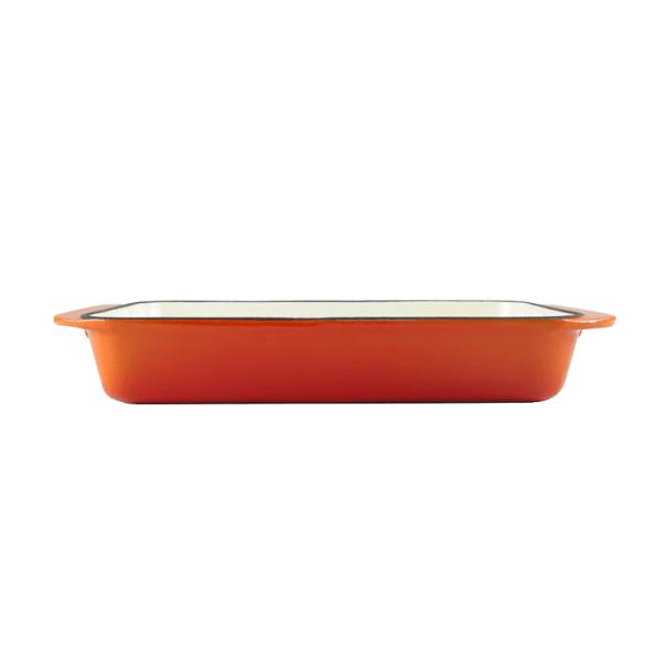 160-080 - orange dish 1