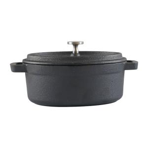 160-104 - black oval ramekin 2