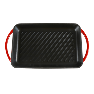 160-111 - red grill plate 1