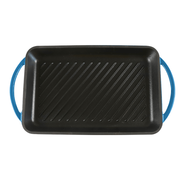 160-113 - blue grill plate 1