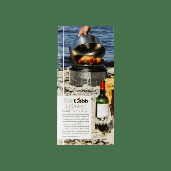 610-011 - cobb getaway recipe book