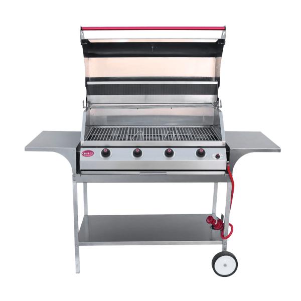700-014 - 4 burner octane open