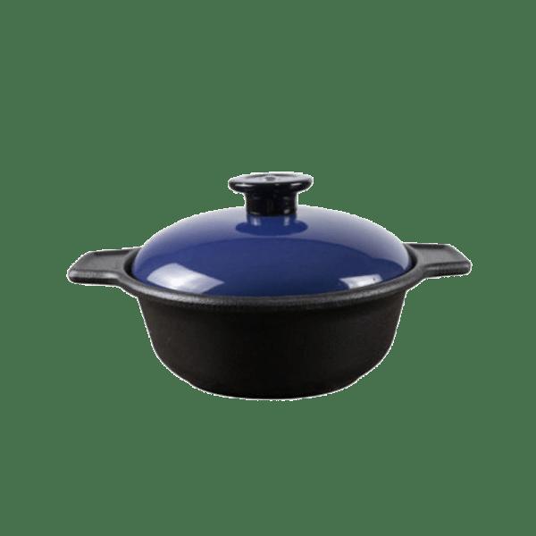 Supreme Round Casserole # 7 [Blue]