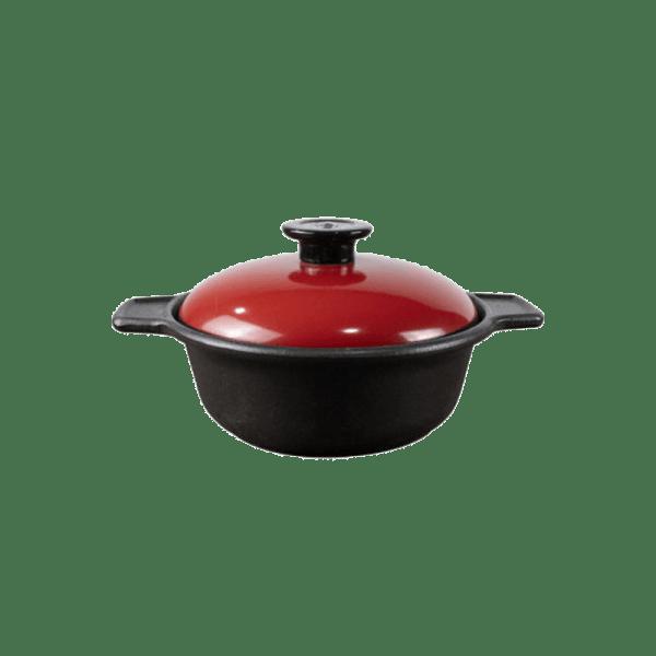 Supreme Round Casseroles # 8 [Red]