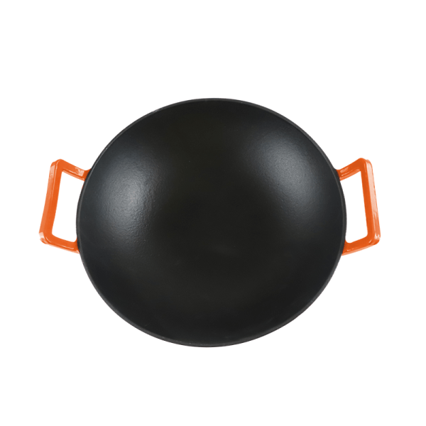 wok orange 160-150 - 1 top shot