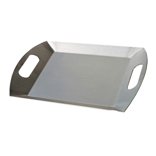 chef braai pan extra large rectangular shape