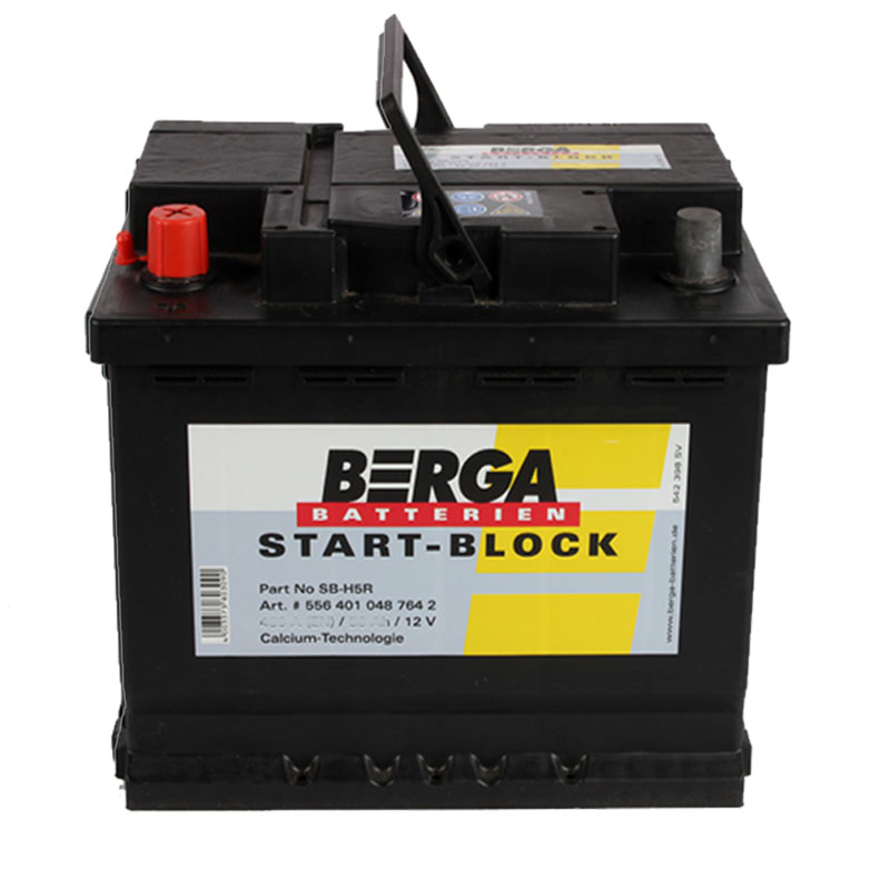 45AH 400EN START-BLOCK BERGA
