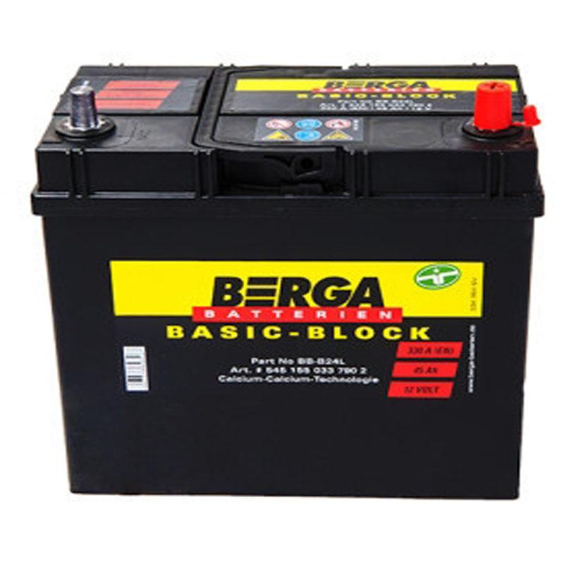 45AH 330EN BASIC-BLOCK BERGA