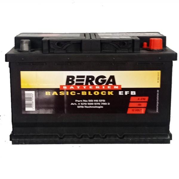 65AH 650EN EFB BERGA
