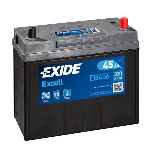 45AH EXIDE EXCELL