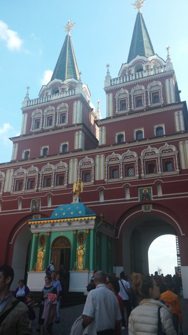 Gates to the Red Square