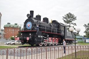 Old steam engines