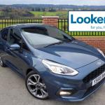Nearly New Fiesta Ford 1 0 Ecoboost 140 St Line X 5dr 2018 Lookers