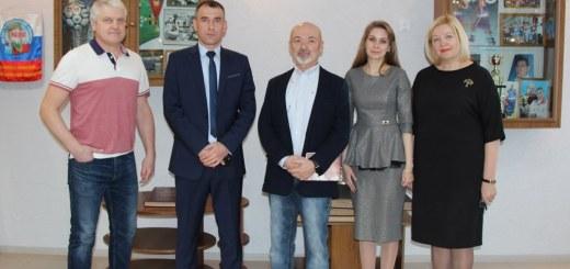 И.Б. Золотарёв посетил УОР