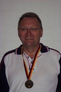 Joachim Müller holte wieder eine Medaille, kam aber damit nicht zu den Deutschen Meisterschaften