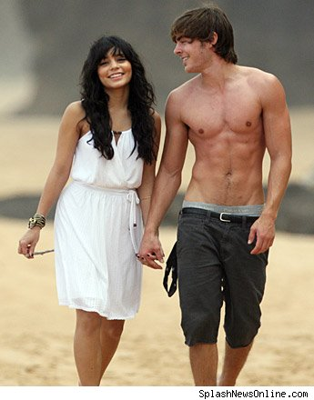 The REAL Joe Six Pack took his 19-year-old GF Vanessa Hudgens