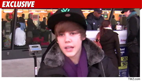 As TMZ first reported, Bieber was confronted by a 12-year-old boy at a laser