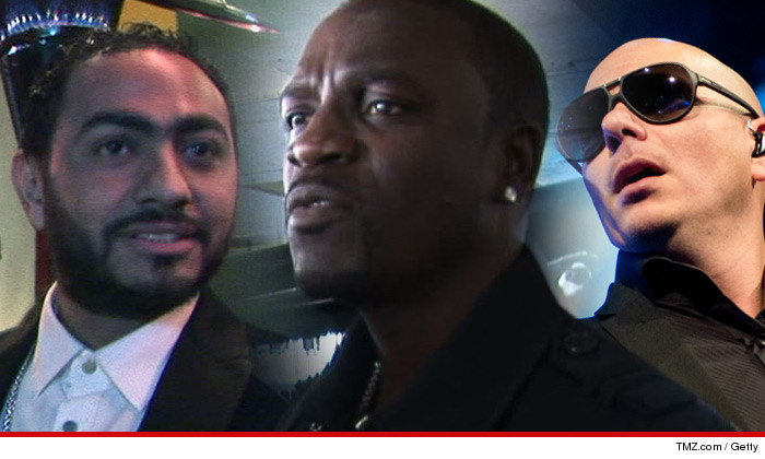 Akon sued by Egyptian Singer
