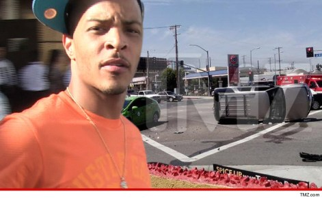 > T.I. Rescues Car Crash Victim ... 'Hey, Are You T.I.?' TMZ.com - Photo posted in The Hip-Hop Spot | Sign in and leave a comment below!