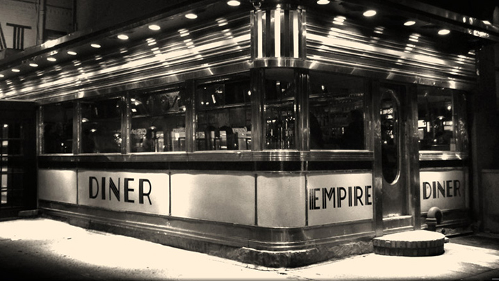 Image result for empire diner