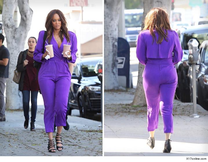 Top Model Tyra Banks Diet
